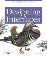 Designing Interfaces cover