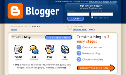 Blogger Home Page Design Home and Landscaping Design