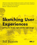 Sketching User Experiences cover