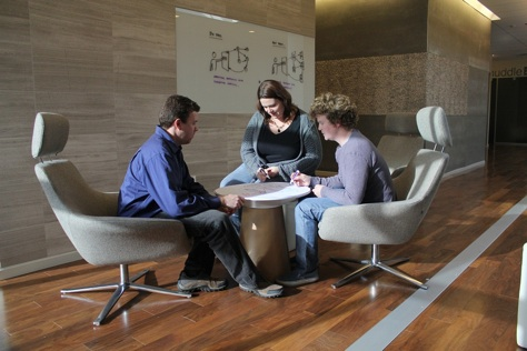 Designing An Office Space That Encourages Great Design