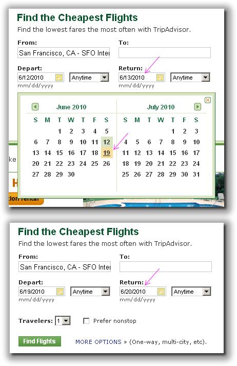 Date Filters: Successful Calendar Design Patterns :: UXmatters