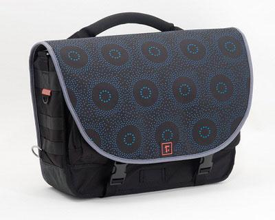 A custom bag from Rickshaw Bags