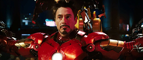 The User Experience of Iron Man :: UXmatters
