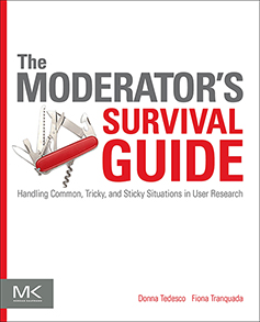 Moderator's Survival Guide