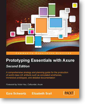 Prototyping Essentials with Axure Cover