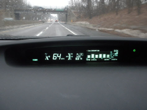 Information Displays That Change Driver Behavior :: UXmatters
