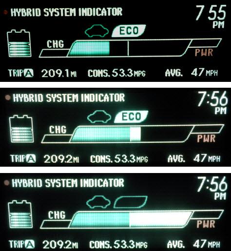 Information Displays That Change Driver Behavior :: UXmatters
