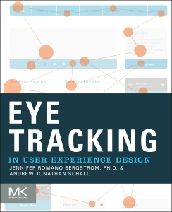 Cover of Eye Tracking in User Experience Design