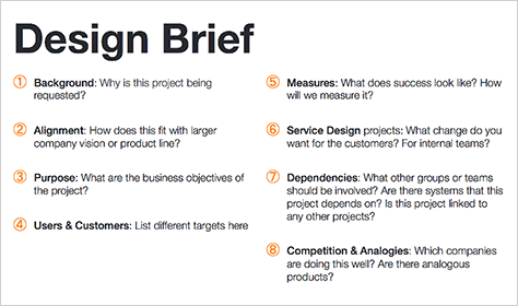 Conference review ux strategies summit 2014 part 1 for House design brief template for architect