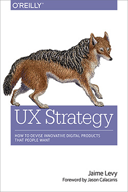 Cover of UX Strategy