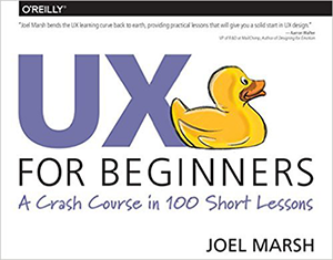 UX for Beginners Cover