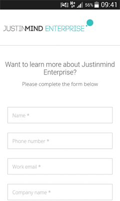 8 Best Practices for Mobile Form Design :: UXmatters