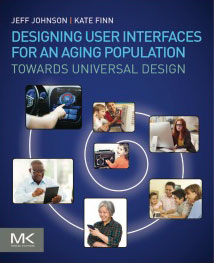 Designing User Interfaces for an Aging Population Cover