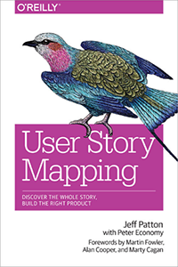 User Story Mapping Cover