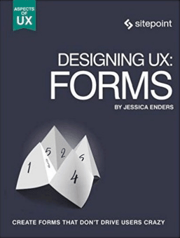Cover of Designing UX: Forms