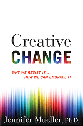 Book Cover: Creative Change