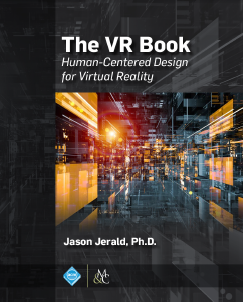 The Vr Book Human Centered Design For Virtual Reality Uxmatters