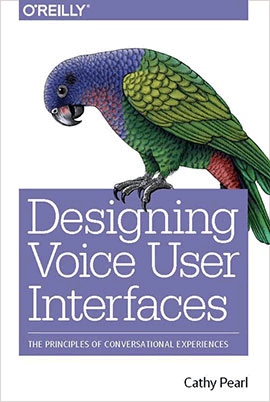 Designing Voice User Interfaces Cover
