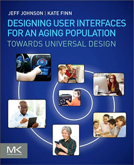 Cover of Designing User Interfaces for an Aging Population