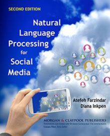 Cover: Natural Language Processing for Social Media