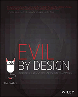 Cover of Evil by Design