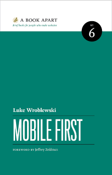 Cover: Mobile First