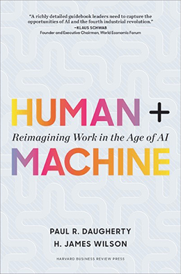 Cover: Human + Machine