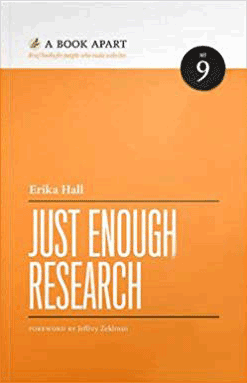 Cover: Just Enough Research