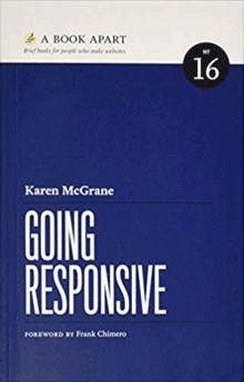 Cover: Going Responsive