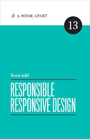 Cover: Responsible Responsive Design
