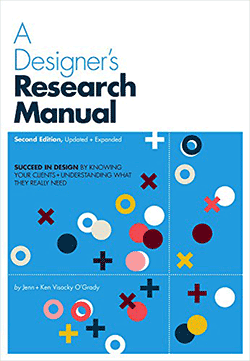 Cover: A Designer's Research Manual