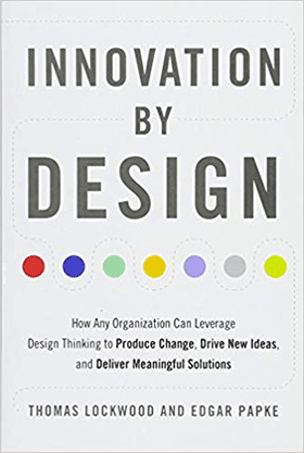 Cover: Innovation by Design