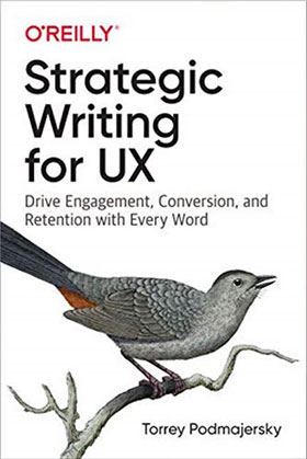 Cover: Strategic Writing for UX