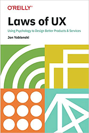 Cover: Laws of UX